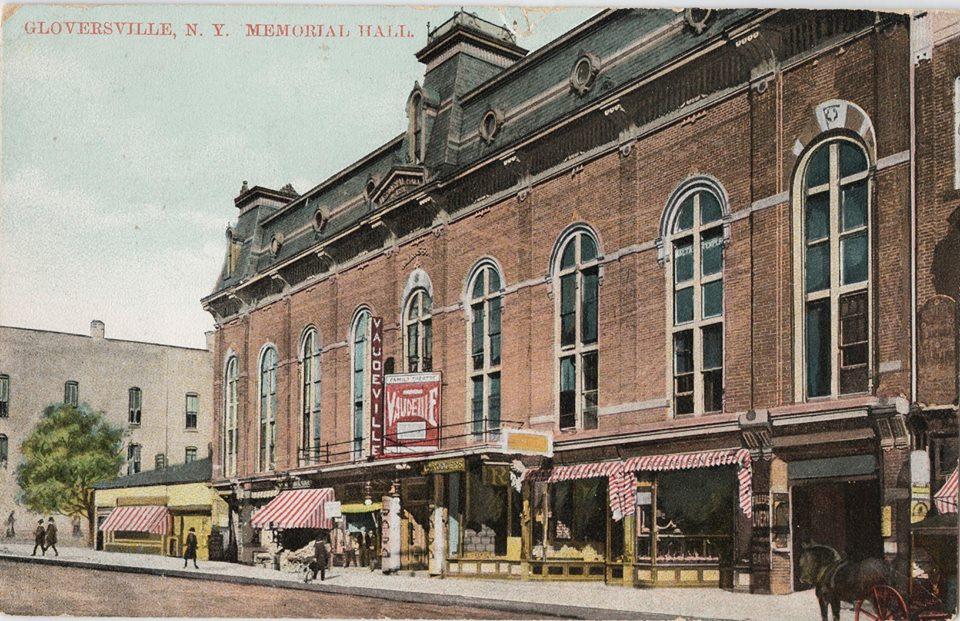 Historic Gloversville   City of Gloversville
